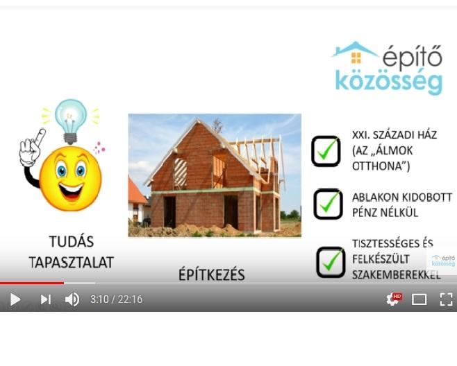 5 TITKOS TIPP HÁZÉPÍTÉS, HÁZFELÚJÍTÁS ELŐTT ÁLLÓKNAK (videó)
